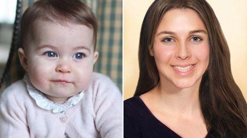 Charlotte hercegnő egyéves, de már tudjuk, milyen jövő vár rá