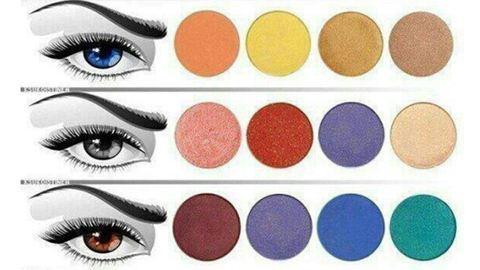 Ezek a színek emelik ki a legjobban a szemszínedet