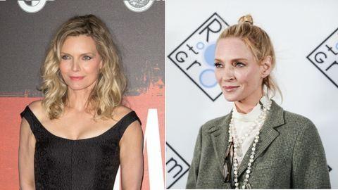 Uma Thurman és Michelle Pfeiffer: ki az idősebb?