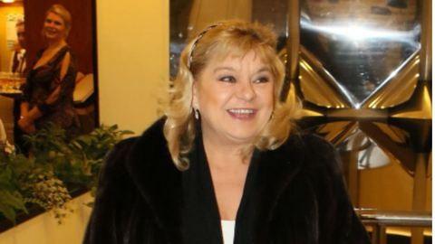 Oszvald Marika elájult Baukó Éva vacsoráján
