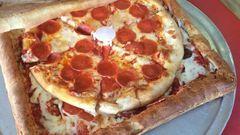 Itt az ehető pizzásdoboz!