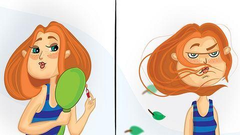 11 bosszantó dolog, amit minden nő átérez – vicces illusztrációk