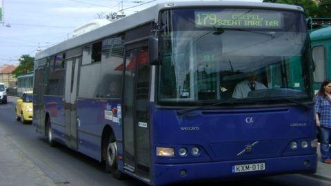 Így változik vasárnap a budapesti közlekedés