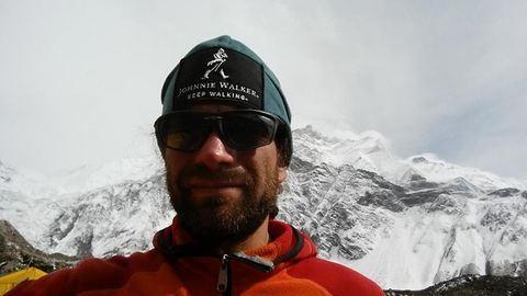 Klein Dávid feljutott az Annapurnára