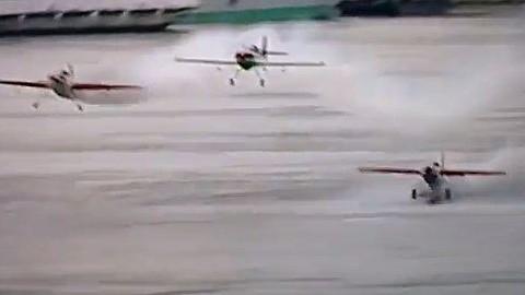 Május 1.: majdnem a Dunába csapódott egy repülő