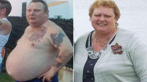 Gigafogyás: 100 kilót adott le együtt a testvérpár – fotók