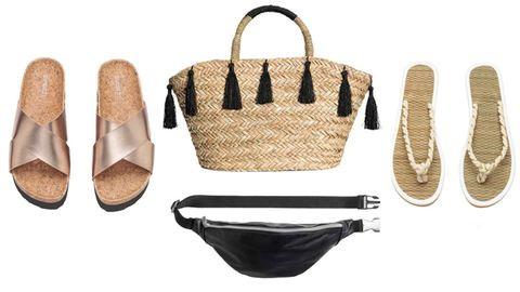 Bikiniszezon, 2016: a legtrendibb strandtáskák és strandpapucsok