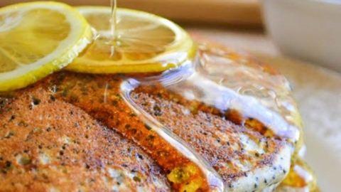 Mákos-citromos bögrés palacsinta receptje