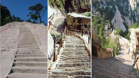 Ez a világ legveszélyesebb túraútja – fotók