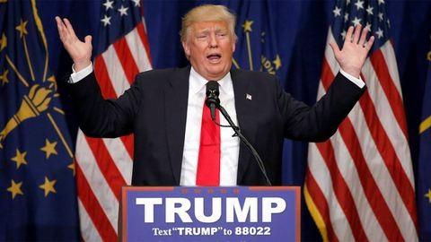 Donald Trump lesz a republikánusok elnökjelöltje