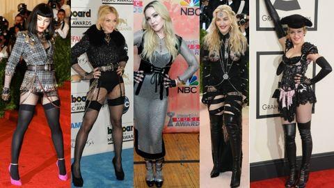 Madonna 10 legkegyetlenebb szettje az elmúlt évekből