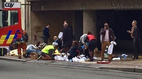 Brüsszeli terrortámadás: még hónapokig nem utazhat haza a magyar sérült