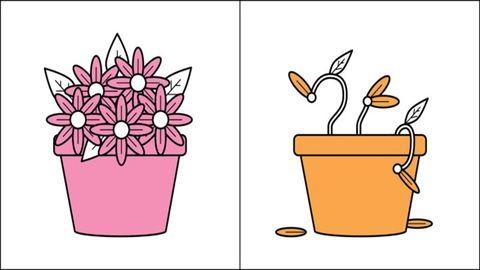 Vicces illusztrációk mutatják meg, hogy kétféle ember van a világon