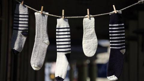 Itt a szaglepergető zokni, amit soha nem kell kimosni!