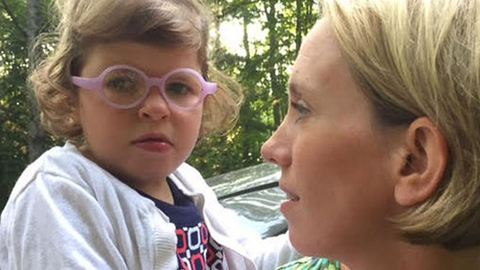 Az internet derítette ki a kislány ritka betegségét
