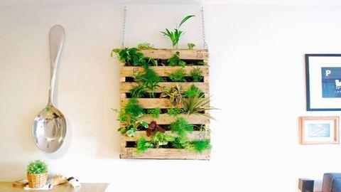 DIY-ötletek, amikkel bármilyen falfelületet különlegessé tehetsz