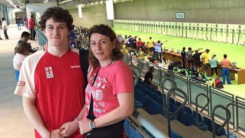 Ilyen még nem volt: együtt indul az olimpián anya és fia