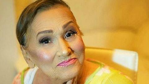 80 éves sminkimádó nagyi az Instagram új kedvence