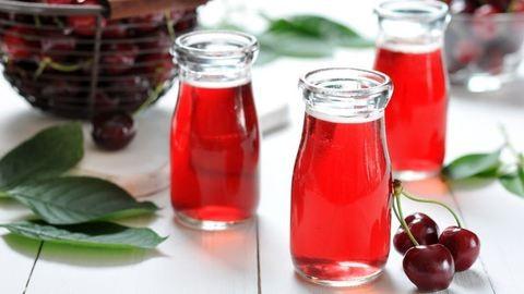 Magas vérnyomásra igyál cseresznyelevet!