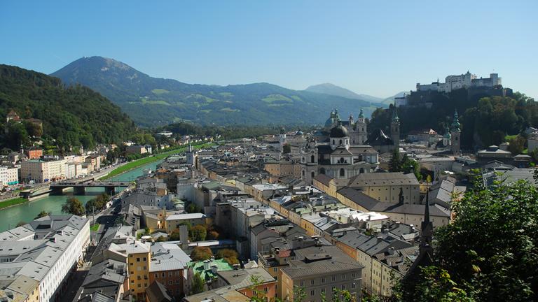 Salzburg – az eredeti Mozart-golyók városa