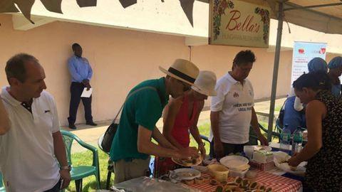Magyar családi étterem hódít Afrikában