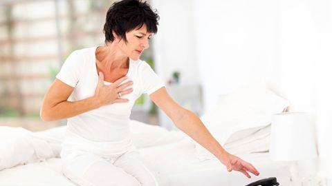 A szívroham a fiatal nőkre nézve a legveszélyesebb