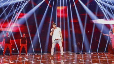 Eurovízió, 2016: Freddie bejutott a döntőbe