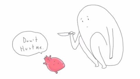 """""""Miért olyan nehéz elpusztítani a szerelmet?"""" – tündéri rajzok az érzelmekről"""