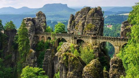 A világ legszínesebb barlangjai és társaik – Németország természeti csodái