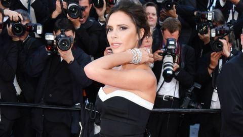 Cannes: Victoria Beckham ezt a ruhát benézte