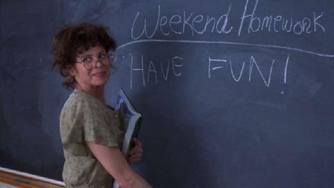 A világ legjobb házi feladatát adta diákjainak ez a tanárnő