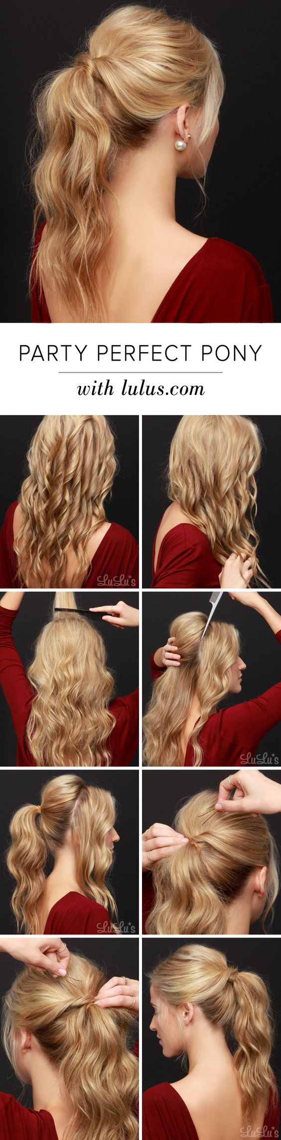 10 szuper nyári frizuratipp hosszú hajúaknak
