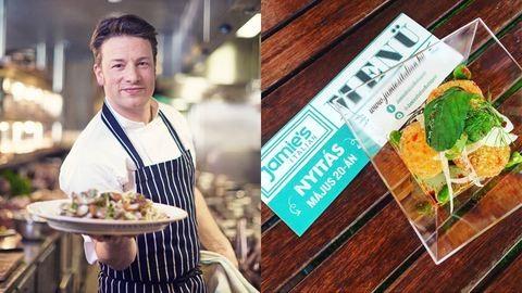 Minden, amit Jamie Oliver budapesti étterméről tudnod kell