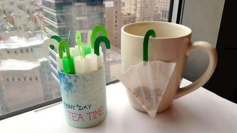 Kreatív teafilterek teaimádoknak – fotók
