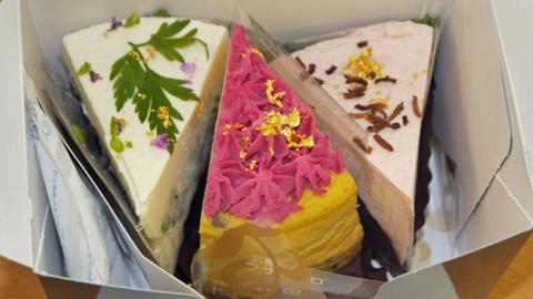 Nem találnád ki, miből készülnek ezek a guszta torták – fotók