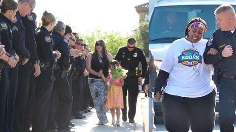 15 fotó 15 rendőrről, akiknek a sztoriját te is imádni fogod