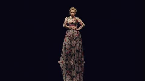 Ilyen szép Adele az új klipjében