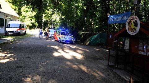 Nyomoz a rendőrség a csillebérci baleset miatt