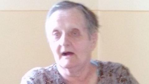 Idősek otthonából tűnt el a 75 éves néni