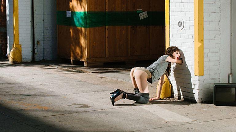 18+: Meztelen nők szexelnek New York utcáin – fotók