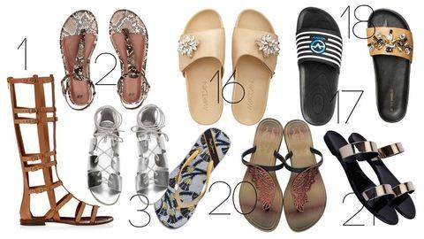 21 kényelmes és divatos szandál és papucs