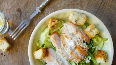 Mi legyen a vacsora? Klasszikus Cézár-saláta