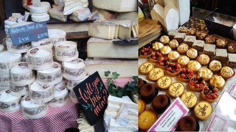London-Borough Market – a piac, ahol  Jamie Oliver is szívesen vásárol