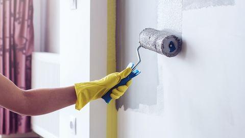 10 tanács azoknak, akik először festik ki egyedül a lakást