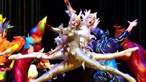 Újra Budapestre érkezik a Cirque du Soleil