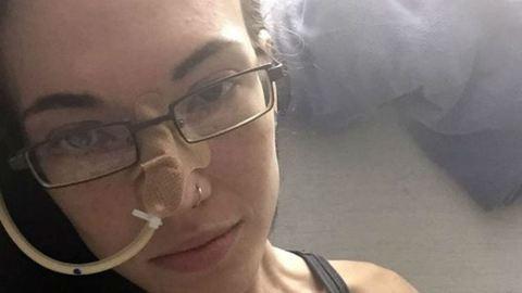 Rákosnak hitték a 27 éves lányt – ez mentette meg az életét