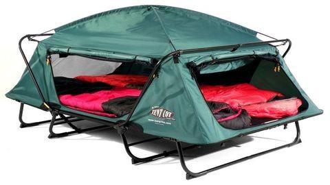Lábakon álló sátor