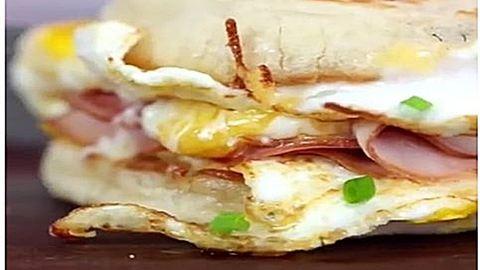 Isteni, gyors sült szendvics nem csak reggelire