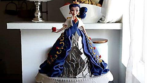 Így készül a varázslatos Disney torta, a kislányok álma
