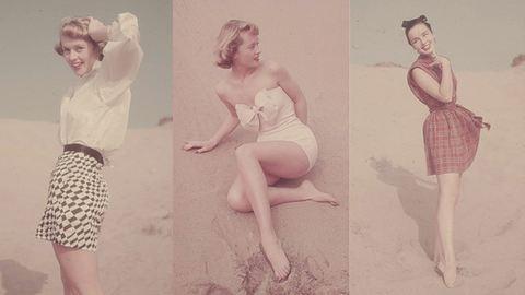 Káprázatos nyári divat az 50-es évekből